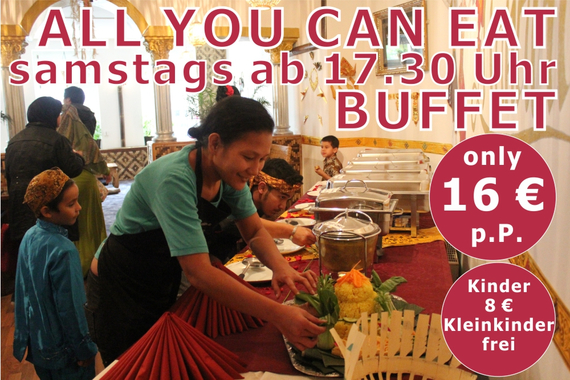 Buffet_Sonnabend_Indonesisches_Restaurant_Makanan_Leipzig_All_You_Can_Eat